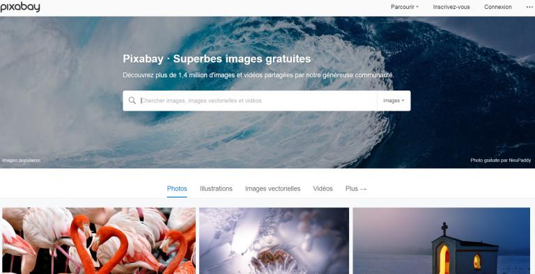 Pixabay - Images gratuties