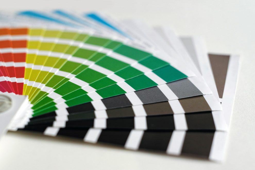 VEDI - Nuancier couleurs
