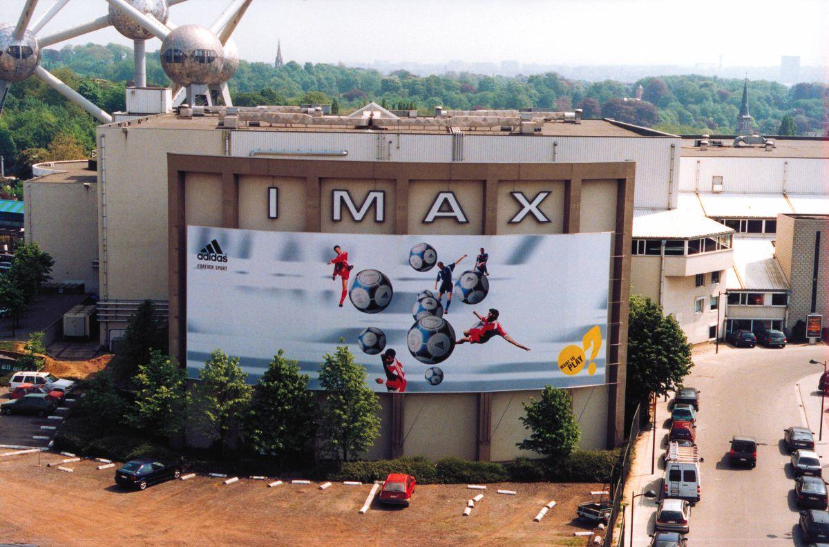 Bruxelles - Cinéma IMAX (Kinepolis)