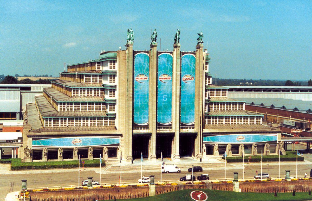 Bruxelles - Palais du Heysel
