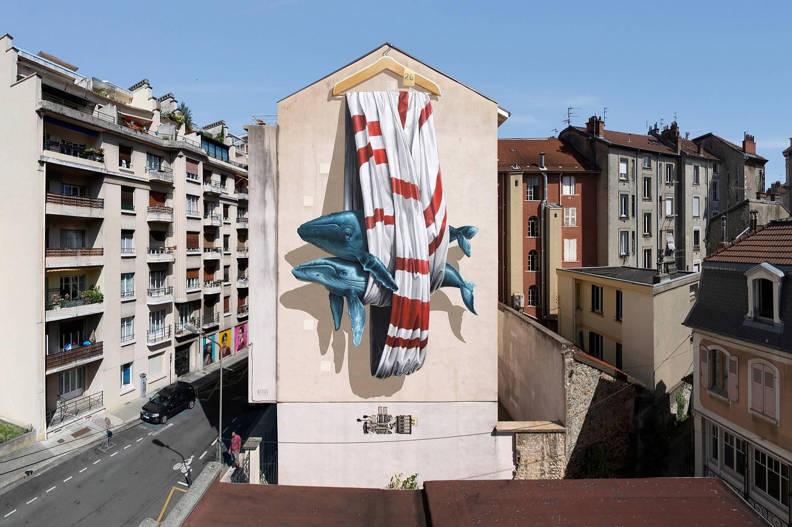 Vedi - Street Art